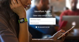 Identifiant Apple bloqué ?