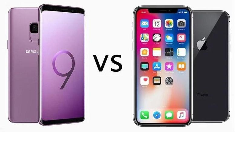 iPhone X une autonomie meilleure que celle du Galaxy S9